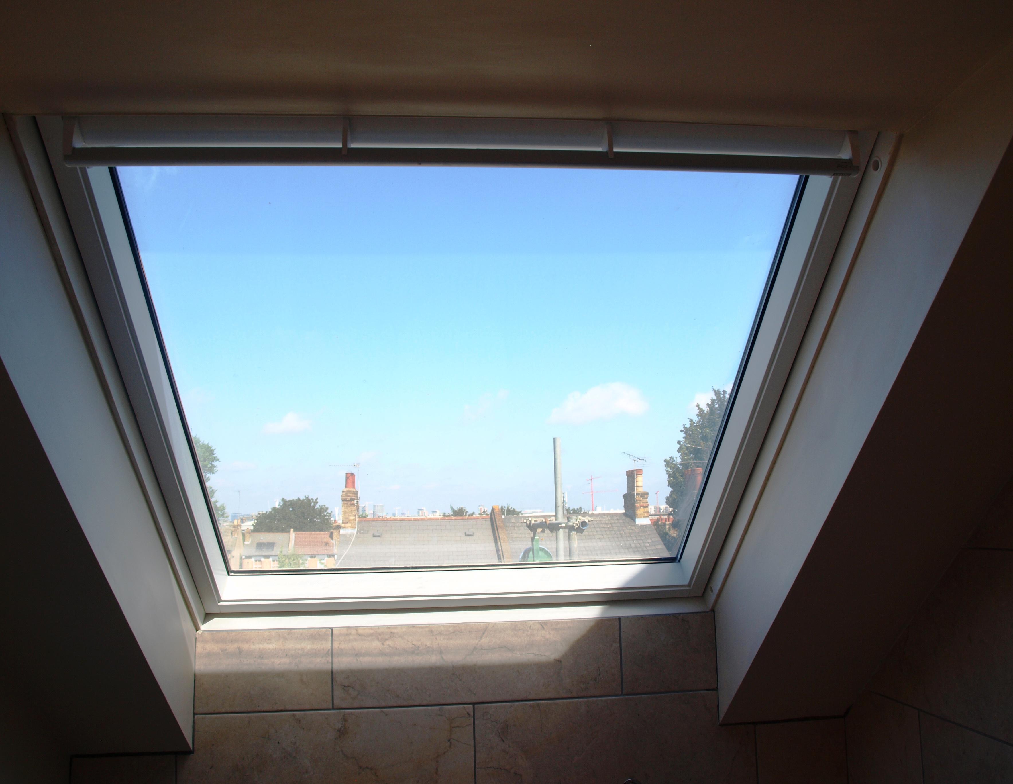 Loft Conversion with Shower Room Omnitub | SLK Services