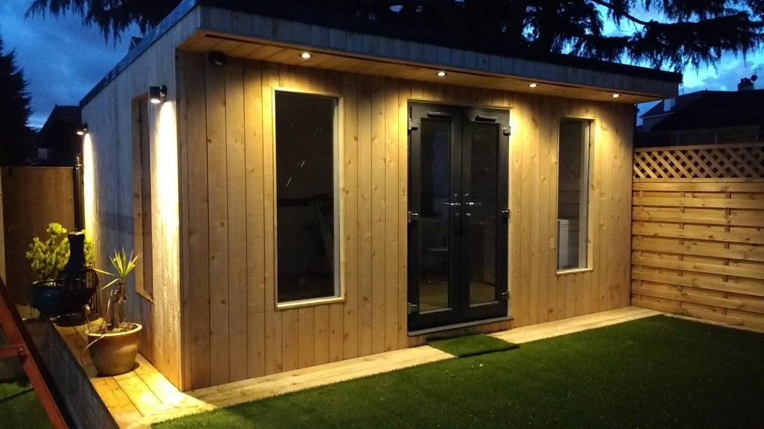 Garden home office slk services for Garden house office