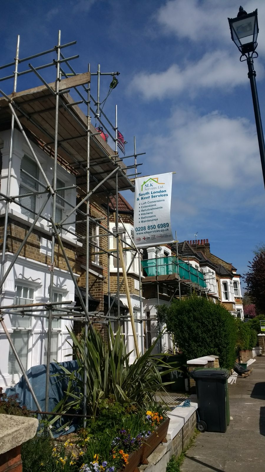 East London: New Loft Conversion In Brockley, South East London